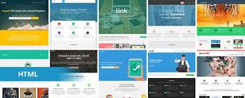 free bootstrap templates for government 30 free bootstrap html templates templatemag