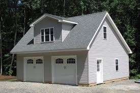 Prefab Garages With Apartments by Berkshire Saltbox Style 1 Story Garage The Barn Yard U0026 Great