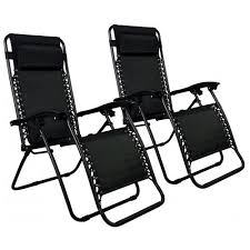 Chairs Patio Factory Direct Wholesale Rakuten Set Of 2 Zero Gravity Outdoor