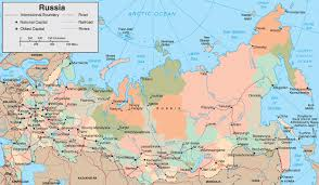 russia map maps of america