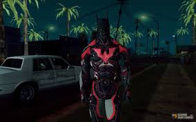 batman beyond beyond 2014 for gta san andreas