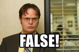 Dwight Meme Generator - false dwight schrute 112 meme generator