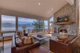 blue water cove lakefront tahoe luxury properties