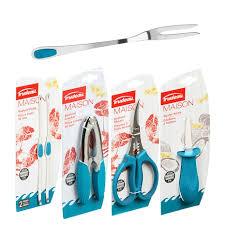 trudeau accessoires cuisine accessoires fruits de mer par trudeau maison préparation outils