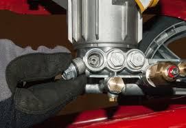 how to install a pressure washer check valve kit repair guide