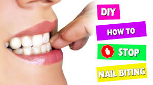 diy stop biting your nails forever simplekidscrafts youtube