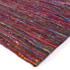 Sari Silk Rugs by Rugs Diwali Silk Rug