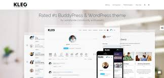 7 best wordpress social networking themes for 2016