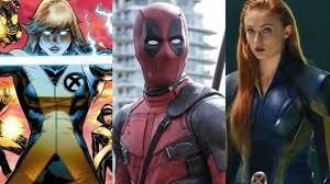 we u0027re getting three x men movies in 2018 x men dark phoenix