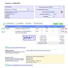 invoice template how to create an invoice