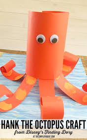 make this finding dory hank the octopus craft its a perfect