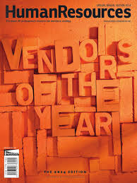vendors of the year 2014 by human resources magazine issuu
