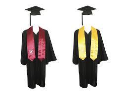 grad gown platt college achievers cap gown