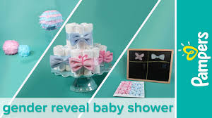 gender reveal baby shower baby shower themes how to plan a gender reveal baby shower