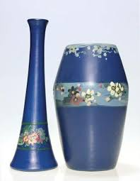 Weller Pottery Vase Patterns 37 Best Weller Pottery Images On Pinterest Weller Pottery