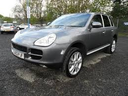 porsche cayenne 2003 for sale used porsche cayenne 2003 silver colour petrol s 5 door tiptronic