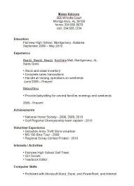 free student resume templates free student resume templates best resume collection
