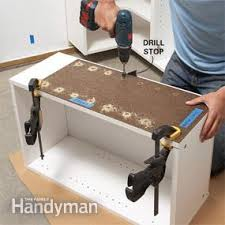 Inexpensive Garage Cabinets Garage Cabinet Storage Family Handyman