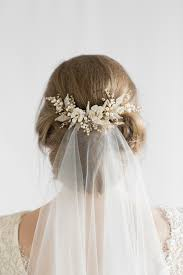 bridal hair comb the hair comb is a charming to frame your locks as