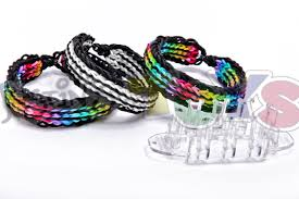 bracelet rubber bands youtube images Twin stripe bracelet on new rainbow loom monster tail preview jpg