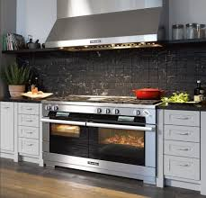 Miele 36 Induction Cooktop Miele Hr1956dfgd 48 Inch Pro Style Dual Fuel Range With Twinpower