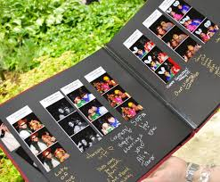 unique wedding guest books unique wedding guest book ideas weddingphotousa
