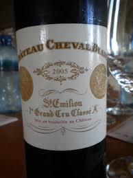 wine legend château cheval blanc cabernet franc a of a different colour elsiepells