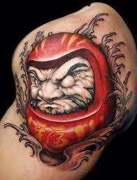daruma doll tattoo yokai pinterest oriental tatuagem