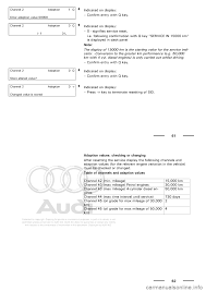 audi a3 2000 8l 1 g maintenance workshop manual