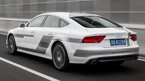 audi a7 self driving self driving audi due in two years car carsguide