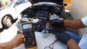 diagnosing a non working radiator fan testing fan switch w a soda