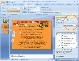how to remove animations in powerpoint 2007 powerpoint e