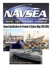 general specifications for overhaul of surface ships gso pdf