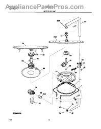 Frigidaire Dishwasher Not Pumping Water Frigidaire 5304463777 Drain Pump Kit Appliancepartspros Com