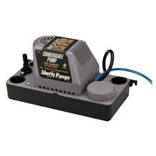 little giant vcma 15ul 115 volt automatic condensate removal pump