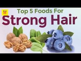 iron and protein food is essential for healthy hair youtube