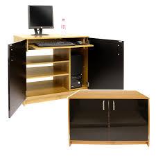 Hide Away Computer Desk Computer Computer Hideaway Desk