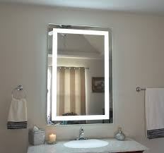 Lighted Bathroom Wall Mirrors Picture 30 Of 30 Lighted Wall Decor Fresh Bathrooms Design