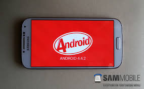 android 4 4 kitkat android 4 4 2 kitkat test firmware for galaxy s4 leaks