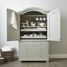White Armoire Bedroom Furniture Provence Armoire The White Company Uk
