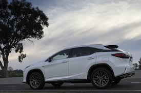 lexus rx450h sport auto review 2016 lexus rx 450h f sport exhaust notes australia