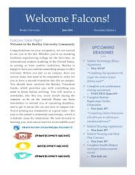 bentley university bentley orientation newsletter june 2016 by bentley university