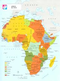 Morocco Map Africa by Africa In 1914 Tripolitania Pinterest Africa