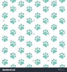 cheetah paw print template