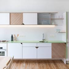 Kitchen Cabinets Particle Board Traditional Kitchen Design With Alternative Hardware Kitchen