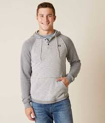 sweatshirts for men raglan sleeve buckle