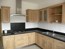 cuisine en chene repeinte repeindre cuisine bois awesome rénover une cuisine ment repeindre