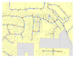 State Plane Coordinate System Map by Geographic Information Services Gis Apex Nc Official Website