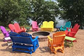 eco friendly buy outdoor patio furniture from recycled materials
