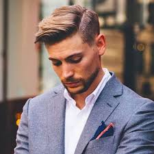 low tapered haircuts for men best 25 fade with part ideas on pinterest black hair fade